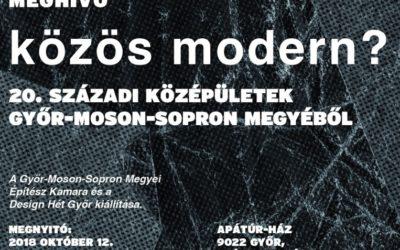 Közös Modern?