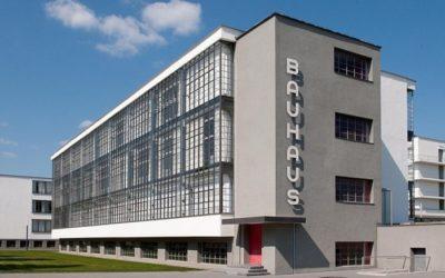 Kortárs Építészettörténet V. – 100 éves a Bauhaus